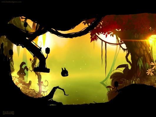 'Badland' by former Trials devs doesn't look so bad