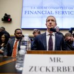 Facebook CEO Mark Zuckerberg faces tough questions on Capitol Hill about Libra