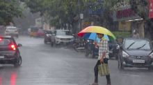 K'taka Witnesses Heavy Rainfall and Mudslides in Several Places, Orange Alert Issued for 7 Districts