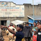 Suspected Islamists free 1,300 prisoners from east Democratic Republic ofCongo jail