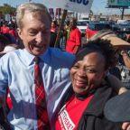 Tom Steyer qualifies for South Carolina Democratic debate ahead of primary