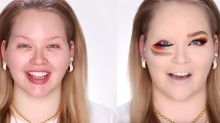 'This is a freak-show look': Beauty vlogger Nikkie Tutorials creates creepy optical illusion with makeup