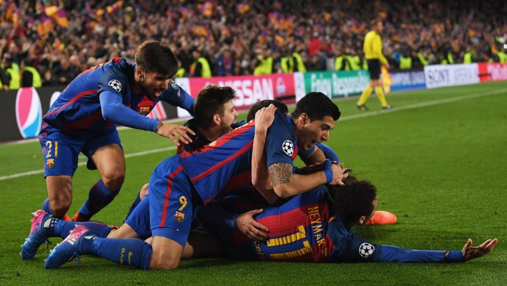 Ramos, Gerrard, Neymar y los momentos infartantes de la UEFA Champions League