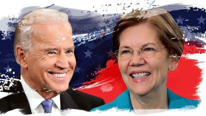 Why Biden's history with Warren could haunt him