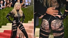 El culo de Madonna y otras cosas que vimos en la gala más futurista del Met
