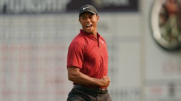 What Tiger is doing is nothing short of incredible