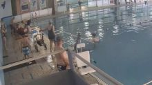 Lifeguards took over 5 minutes to pull submerged swimmer from pool, lawsuit alleges
