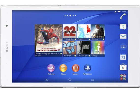 Sony's Xperia Z3 Tablet Compact stuffs full performance into an 8-inch slate