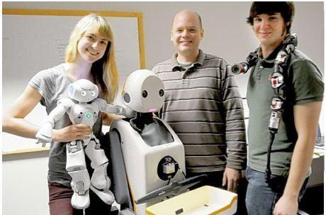 CMU's first ever robot census: 547 (and counting)