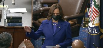 It's official: Democrats take control of the Senate