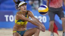 Australia beat China, reach beach quarters