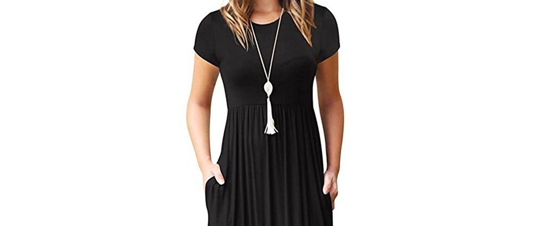 06ef9bb1341 Long Black Dress Formal Amazon - Gomes Weine AG