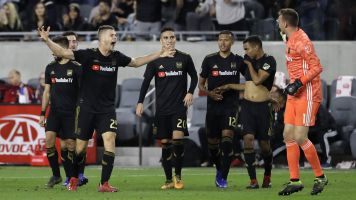 LAFC exacts revenge on Real Salt Lake