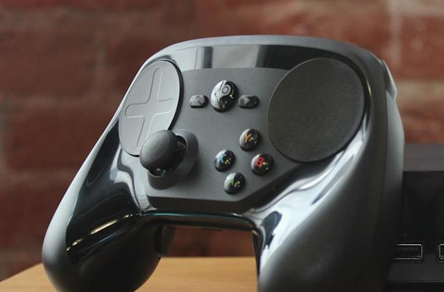 Valve wants the Steam community to build its own controllers