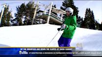 Up the mountain and down the slopes at Snow Summit