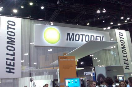 Old, new, borrowed, blue: Motorola's offerings at CTIA