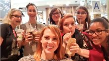 Marvel Editor Cyber-Bullied After Selfie Posted With Friends Drinking Milkshakes