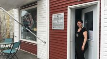 1 ringy dingy: Hotline Cafe dials into Carbonear communications history