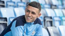 Phil Foden filled with positivity and pride as he joins up with England