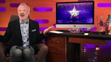 Graham Norton Hosts A Very Different Version Of His Chat Show As It Gets A Lockdown Makeover