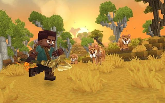 Riot buys the makers of a combat-heavy 'Minecraft' clone