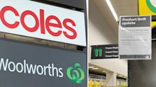 Woolworths and Coles reveal new Christmas buying restrictions