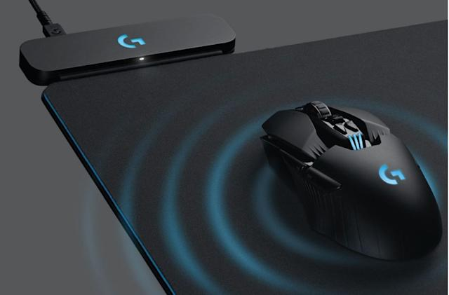 Logitech gives gamers a reason to like wireless mice