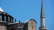 Factbox: Praying at Hagia Sophia, Erdogan crowns long campaign to revitalise Islam in Turkey
