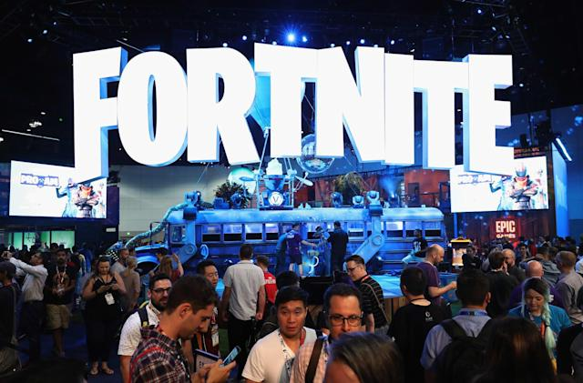 Galaxy Note 9 might be the first place you play 'Fortnite' on Android