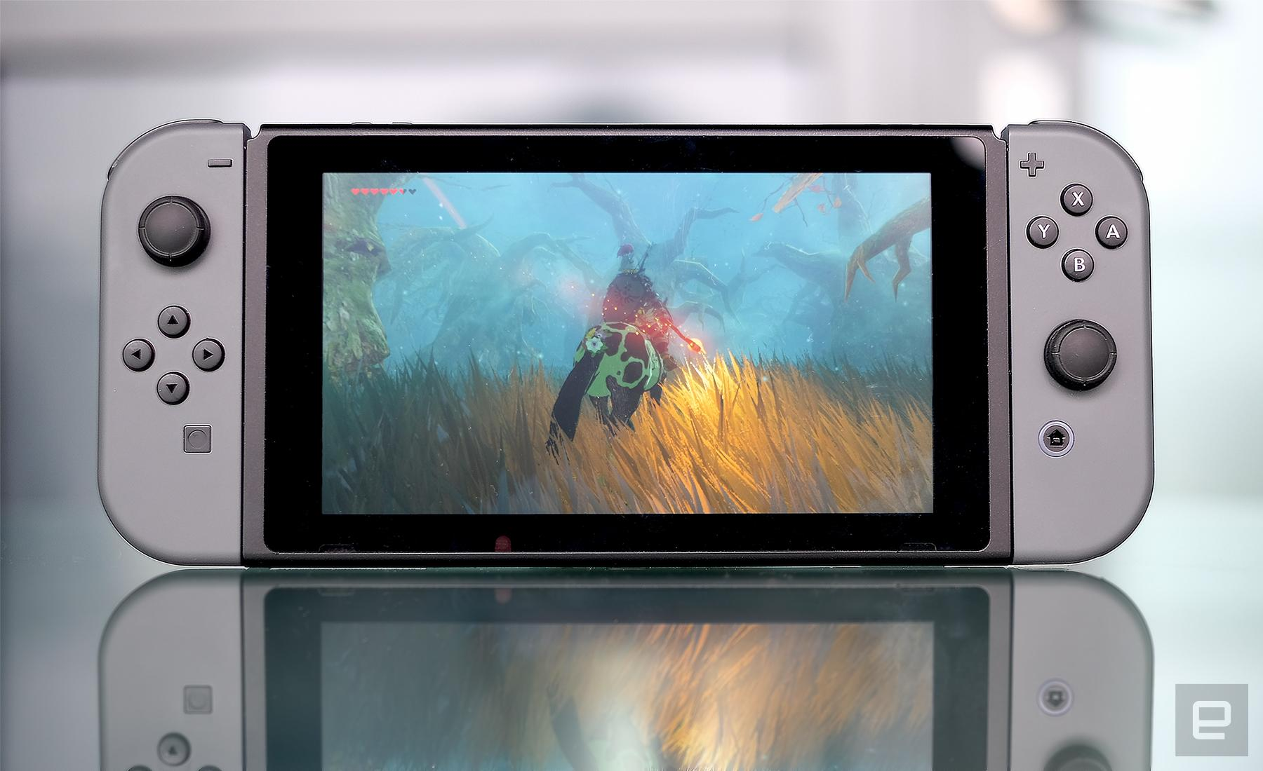 Nintendo significantly cuts Switch price in Europe