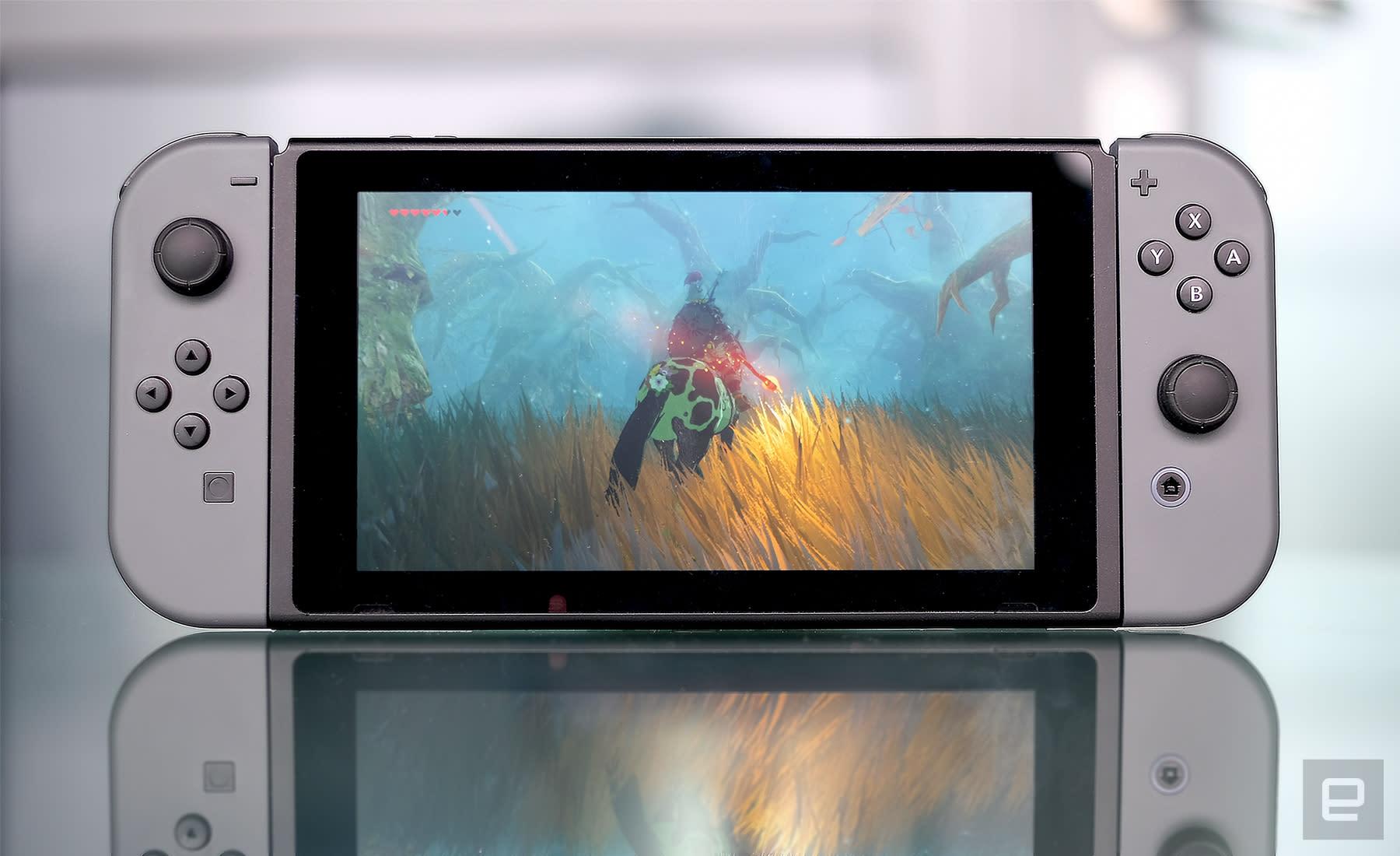 Nintendo Switch review: Revolutionary, but it still needs work