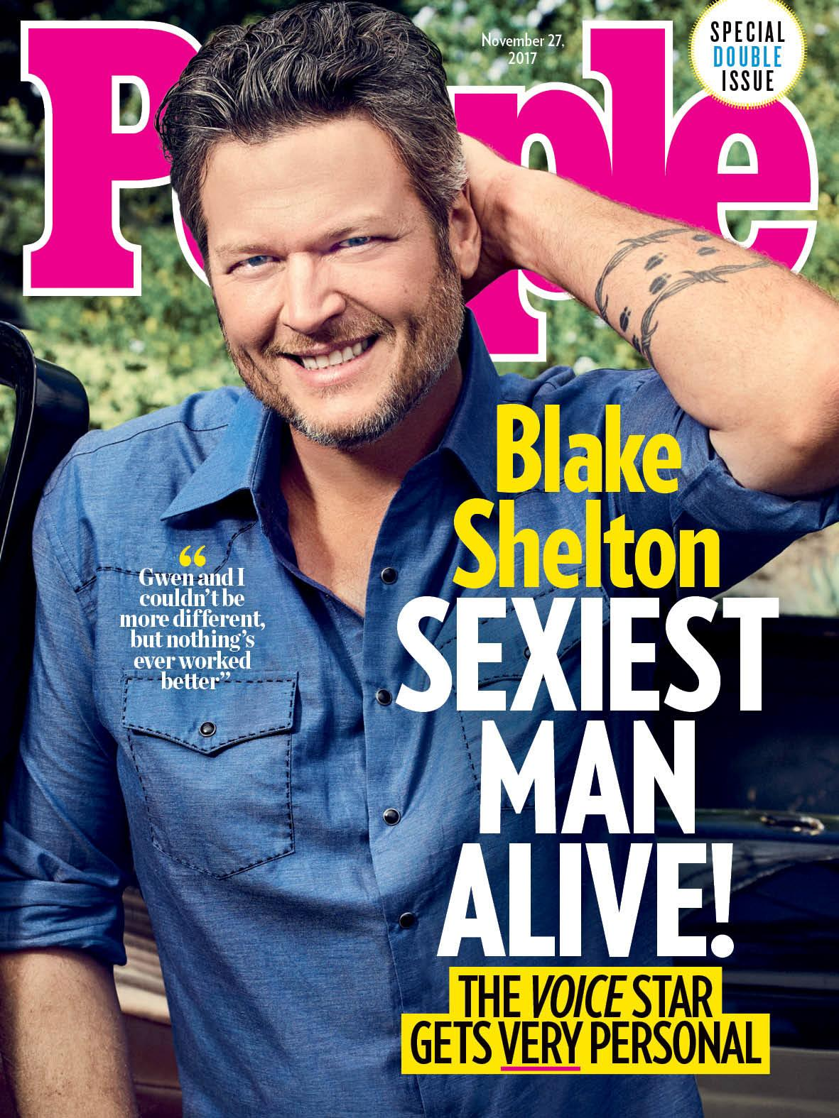 How Blake Shelton Discovered His Dad Instincts \u2014 Thanks to Gwen ...