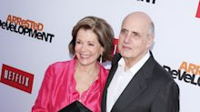 Jason Bateman and Male Co-stars Defend Jeffrey Tambor in Front of a Tearful Jessica Walter