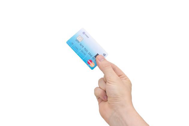 New MasterCard combines a fingerprint sensor with NFC