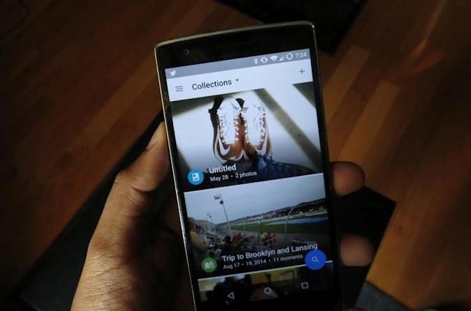 Google Photos saves space by deleting images you've already backed up