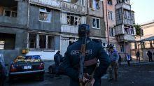 "Haut-Karabakh : Stepanakert cible de nouvelles frappes, Gandja ""sous le feu"""
