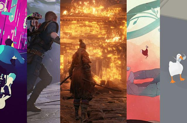 Our favorite games of 2019