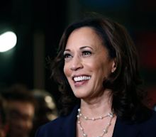 Kamala Harris makes history. Her swearing-in as vice president shows 'strength of our democracy.'