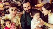 The sweet-sour equation of the famous half-siblings of Bollywood is adorable to say the least
