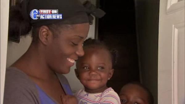 First on 6abc: Mom of baby in SEPTA fall is grateful, shaken up