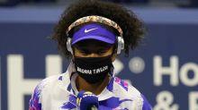 2020 US Open Day 1: Naomi Osaka wears Breonna Taylor mask, Novak Djokovic cruises