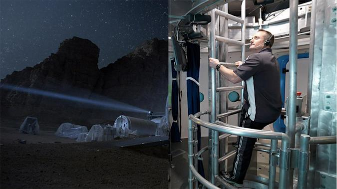 NASA lists 'The Martian' tech that already exists