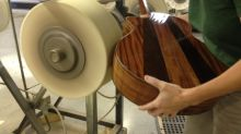 Making guitars an 'addiction' for Jean Larrivée after 50 years