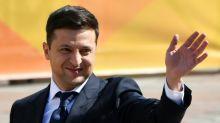 Presidente ucraniano convoca legislativas antecipadas para julho