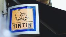 Deux planches de Tintin vendues 364 000€ aux enchères
