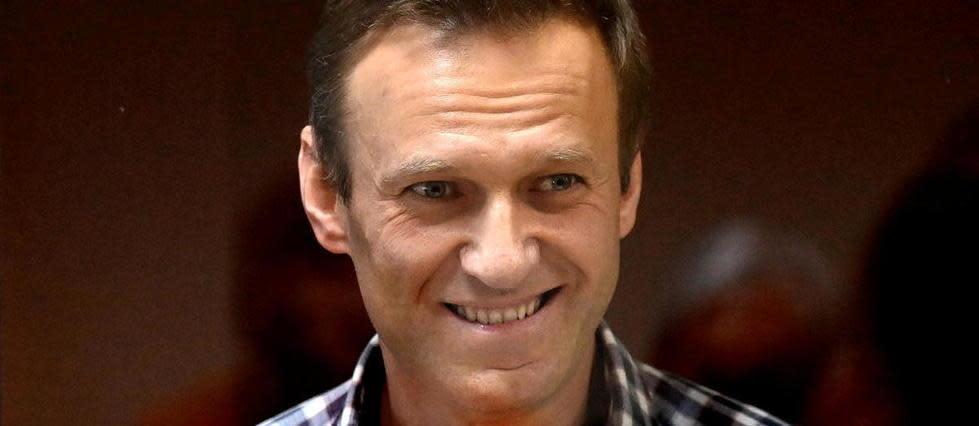 Le prix Sakharov du Parlement européen décerné à Alexeï Navalny