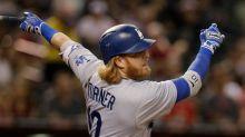 MLB/確診後還脫口罩上場慶祝 聯盟不對Turner進行懲處
