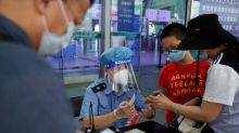 Mainland China reports three new coronavirus cases