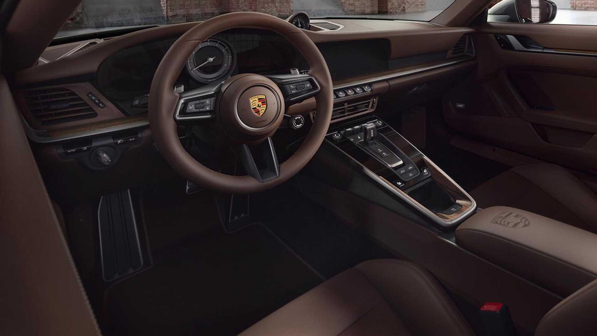 2020 Porsche 911 Cabriolet Looks Slick With Exclusive Manufaktur Options