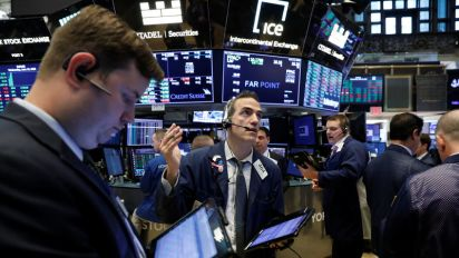 Stocks  lower as US-China trade tensions mount